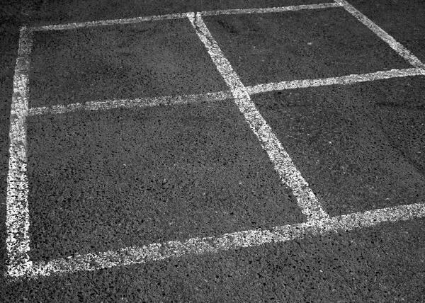 Four Square - A Playground Game